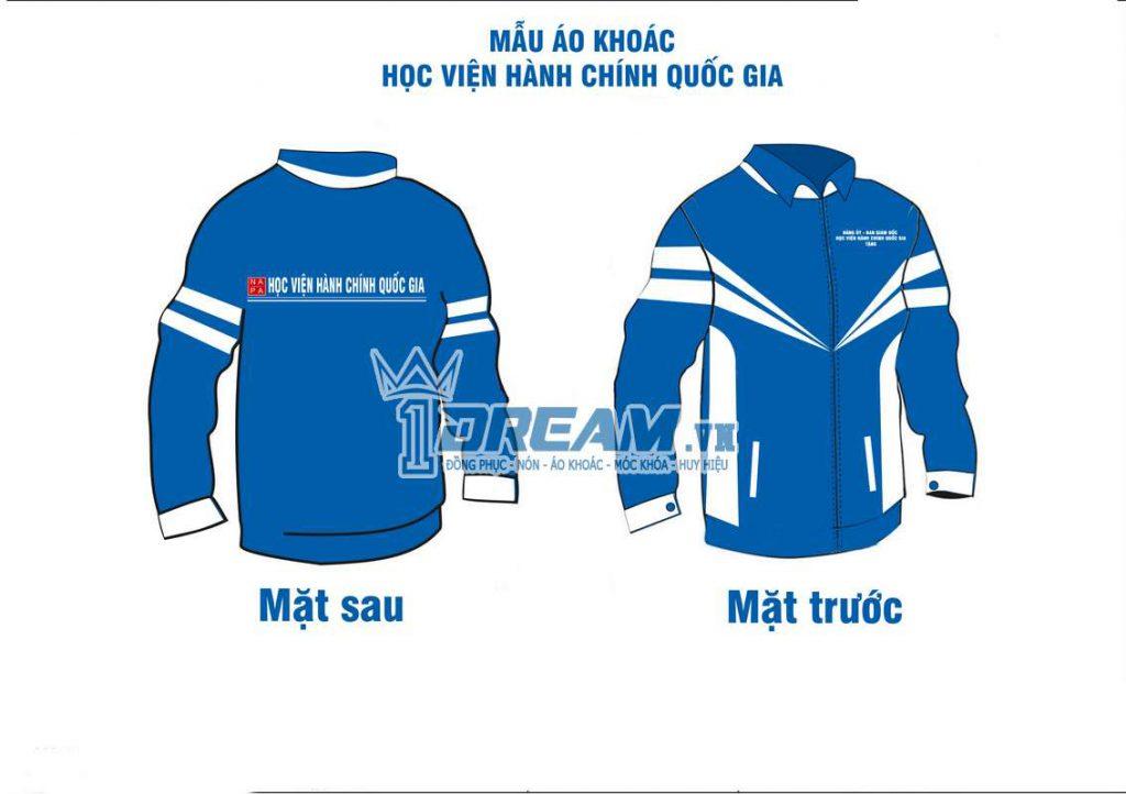 Áo khoác MHX, áo khoác mùa hè xanh, áo khoác mùa hè tình nguyện, áo khoác tình nguyện đh học viện hành chính, mùa hè xanh học viện hành chính