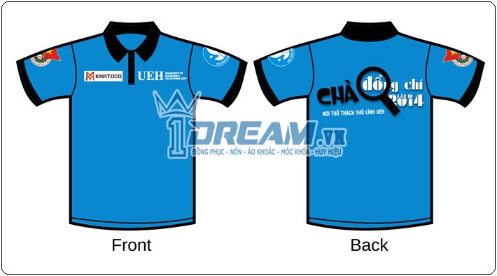 Khách hàng đặt áo đồng phục công ty - Bản tin 1Dream.vn - Những khách hàng thân thiết